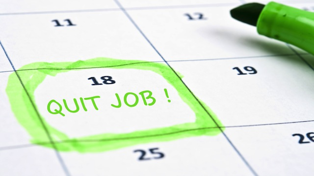 Click here to read Know When to Quit Your Job by Watching for These Signals