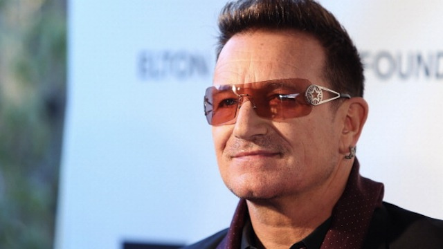 'Factivist' Bono 'Sings Facts,' Says Poverty Rate Should Be Zero by 2030
