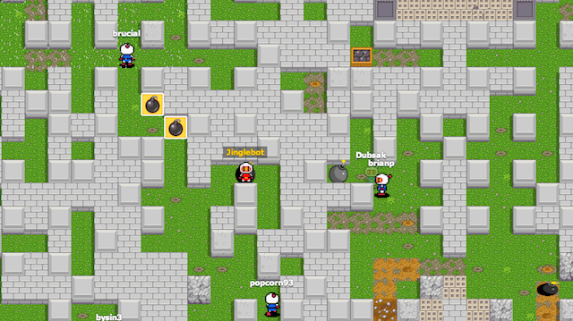 You Can Play Bomberman Online Against Hundreds Of People Right Now