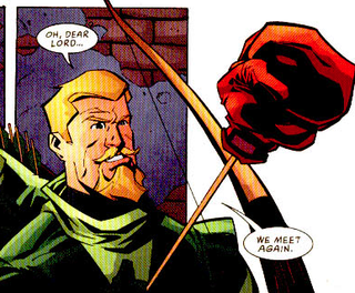 how to make a boxing glove arrow