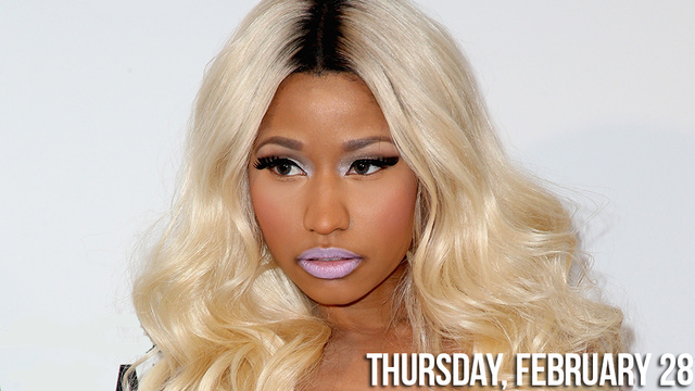 Nicki Minaj Says She's Never Had Work Done On Her Face, Doesn't Mention Ass