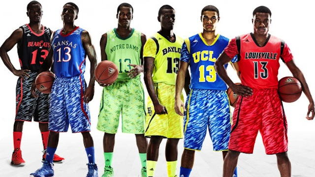 College Basketball's New Zubaz-Inspired 