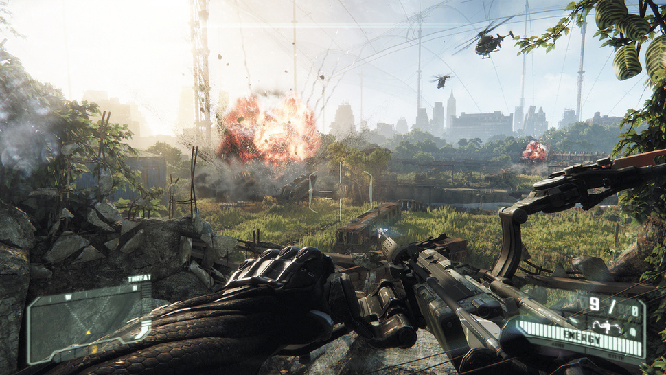 <em>Crysis 3</em> Performance Test: Graphics Cards And CPUs
