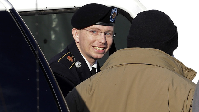 Bradley Manning Tried to Leak to the New York Times and Washington Post Before Turning to Wikileaks