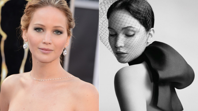 Jennifer Lawrence on Her New Dior Campaign: 'Of Course It's Photoshop, People Don't Look Like That'