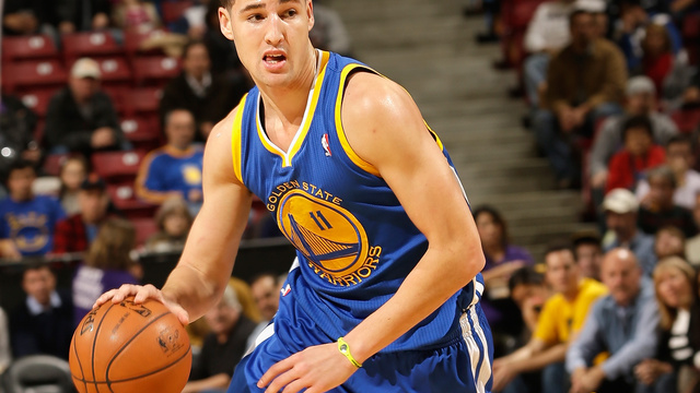 Klay Thompson's Parents Are Docking His Allowance For Getting I…