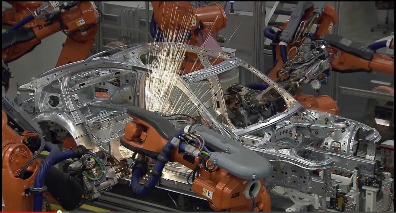 BMW F30 Factory Tour Is 15 Minutes Of Awesome Machinery