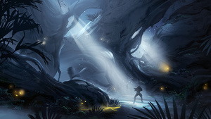 Concept Art That Goes From Halo 4 To Guild Wars 2 And Back Again