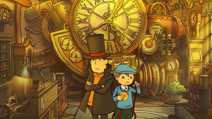 Solving The Ultimate Professor Layton Mystery: When, Exactly, Do the Games Take Place?