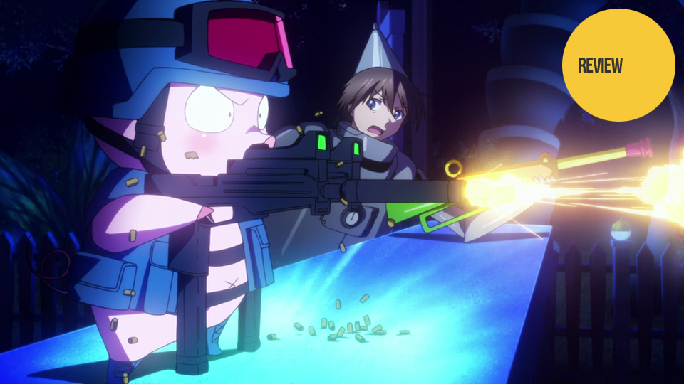 Accel World Season 2 Episode 1