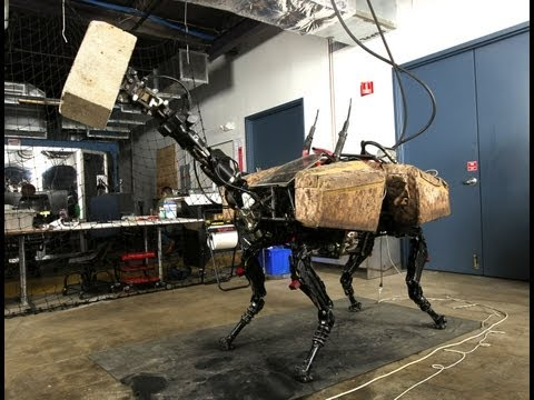 Click here to read Pentagon's Scariest Robot Can Now Hurl Cinder Blocks Your Way
