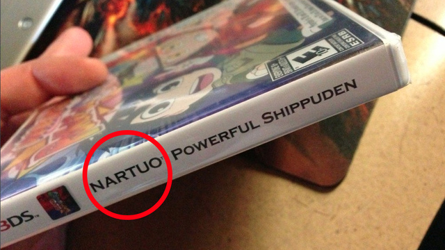 "You Had One Job, and You Screwed Up ""Naruto"""