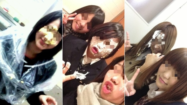 This Japanese Schoolgirl Trend Is Messy, Wasteful, and Maybe Delicious