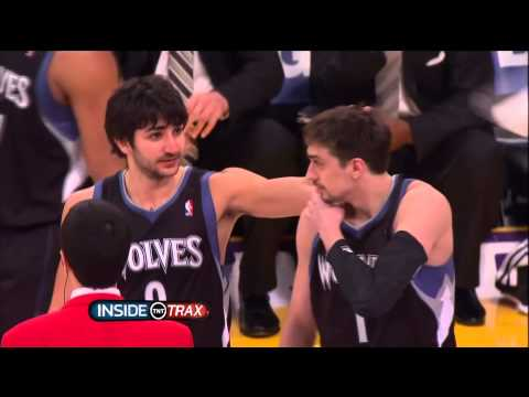 """Change This Face. Be Happy. Enjoy!"" Says Ricky Rubio…"