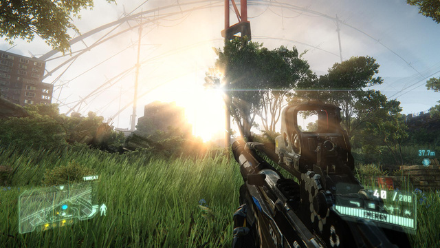 Crytek Head: So Far, Crysis 3 Is Our Masterpiece