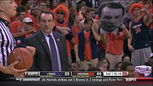 Coach K Hates Fun And Games