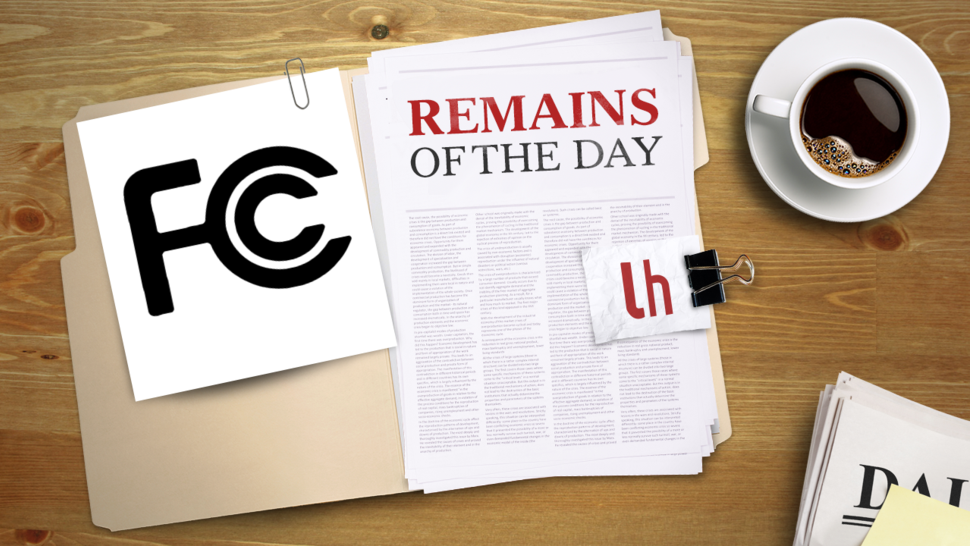 Remains of the Day: FCC to Investigate Ban On Unlocking Smartphones