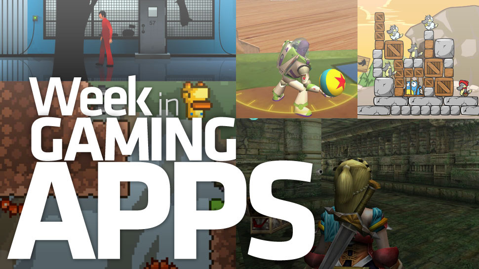 Smash, Burn, Hack and Duck Your Way Through This Week in Gaming Apps