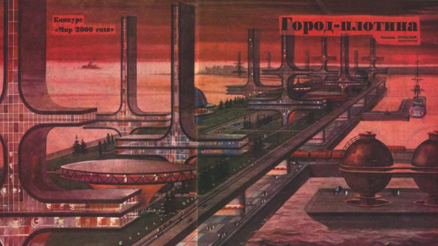 The groovy socialist world of 1970s Soviet futurism