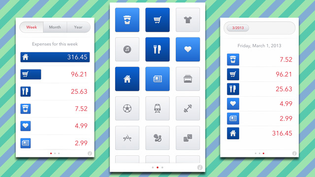 Click here to read Next is a Fast, Beautiful Expense Tracker for iPhone