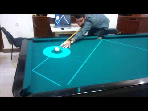 Click here to read Anyone Can Be a Pool Shark When This Projector Calls the Shots