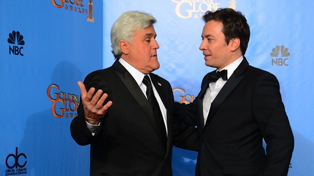 Jimmy Fallon May Finally Exorcise Jay Leno from Tonight
