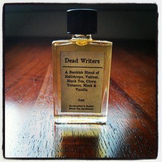 Dead Writers Perfume smells exactly how it should