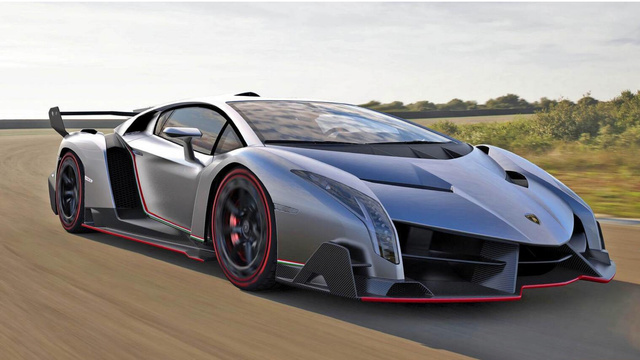 Ferrari Veneno; Made To Blow Your Brains and Your Funds Away!