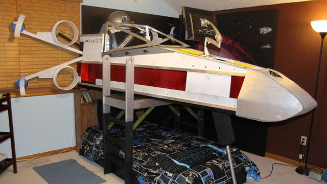 Coolest Kid Bed. Ever On Pinterest Coolest Bedrooms Bedrooms And ...