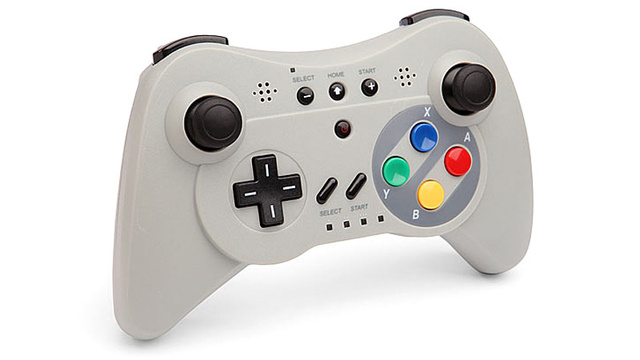 Click here to read This Bluetooth Controller Is Fluent in Wii, Wii U, and Android