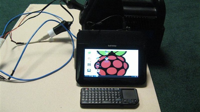DIY a Portable Raspberry Pi System with a Long-Lasting Rechargeable Power Source