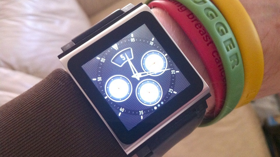 No, the iWatch Isn't Definitely Coming This Year