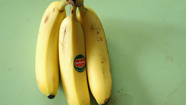Eat a Banana to Remedy Over-Caffeination