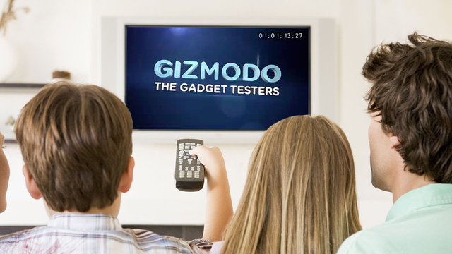 Click here to read Hold On Tight, <em>Gizmodo</em> Is a TV Show Now