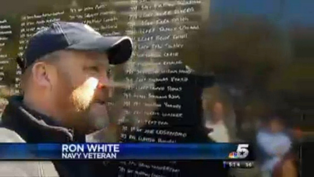 Navy Vet Spends Months Memorizing the Name of Every American Killed in Afghanistan Since the War Began