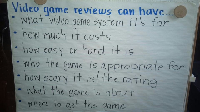 First-Graders Are Learning How To Write Video Game Reviews Now