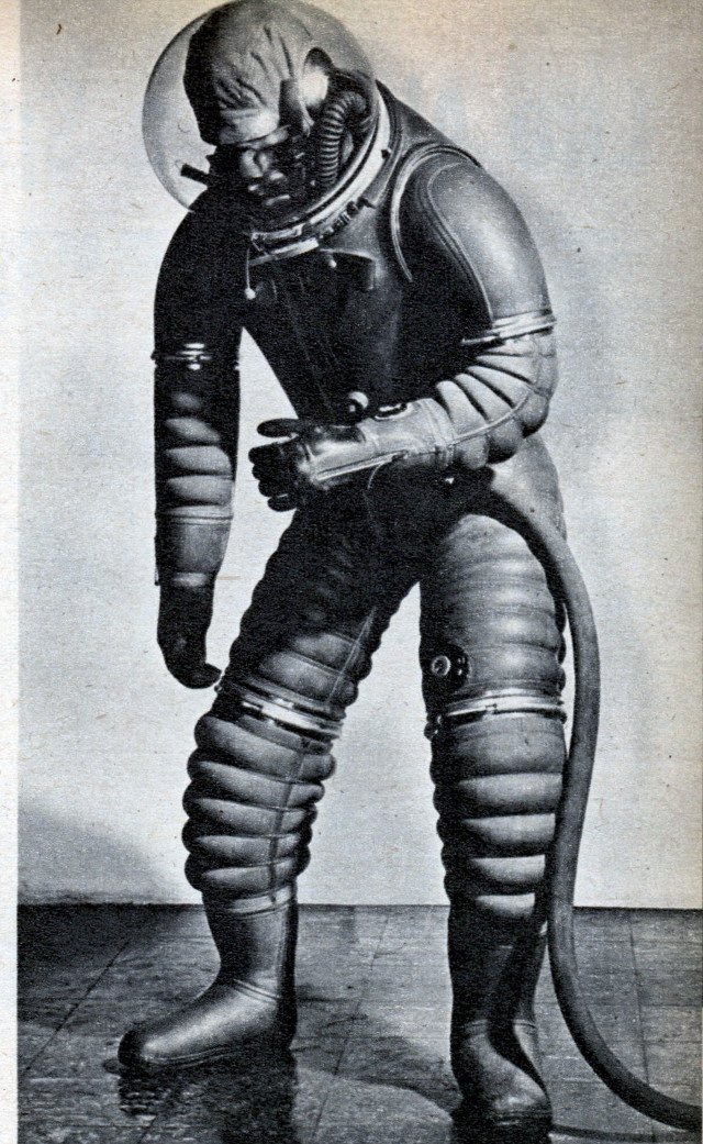 50s space suits - photo #13
