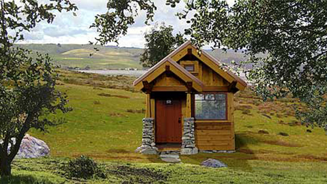 Click here to read 13 Adorably Teeny Tiny Houses