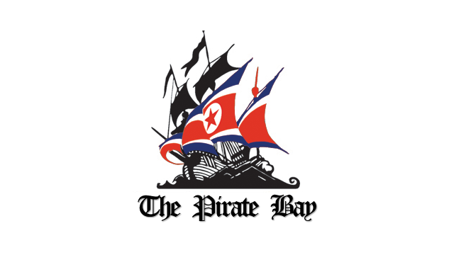 The Pirate Bay: Screw It, We're Going to North Korea (Except, Probably Not)