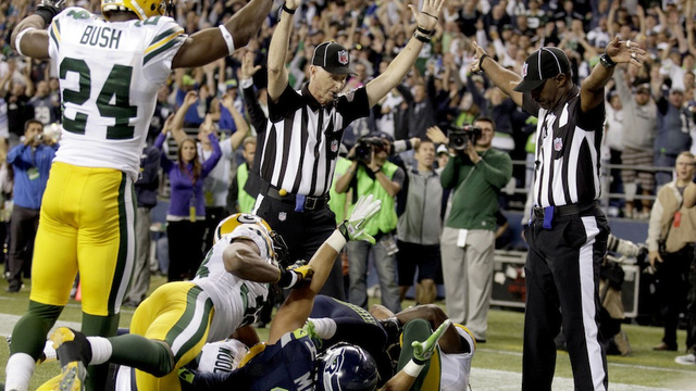 Replacement Ref Who Blew Packers-Seahawks Was Mostly Concerned …