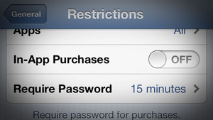 How to Prevent Accidental Spending on In-App Purchases on Your iPhone