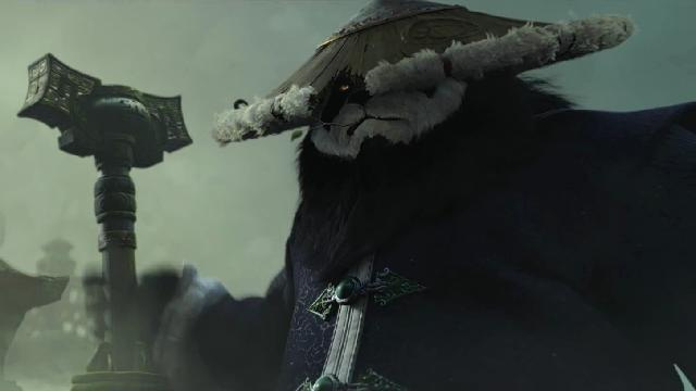 World Of Warcraft Mists Of Pandaria Cinematic Trailer Fr.