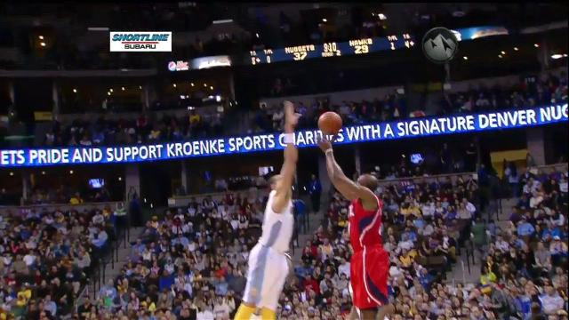 JaVale McGee Spikes A Shot Into The Crowd, Preens, Throws Down …