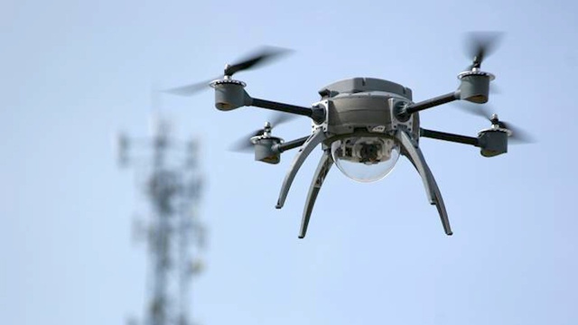 Click here to read Plane Passenger Spots Mystery Drone Over Brooklyn