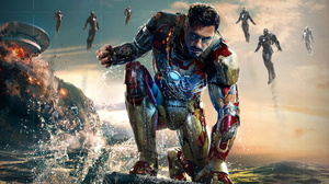 Iron Man 3 Will Have All of Tony Stark's Armors. All of Them.
