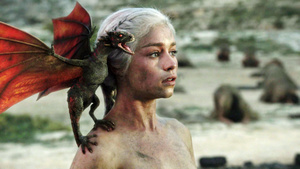Daenerys Demands To Know Who 'Wins' The Game Of Thrones, Doesn't Unleash Dragons On George R.R. Martin