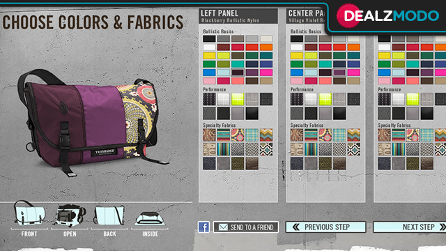 Click here to read Custom Timbuk2 Messenger Bags Are Your Better-Than-Nothing Deal of the Day