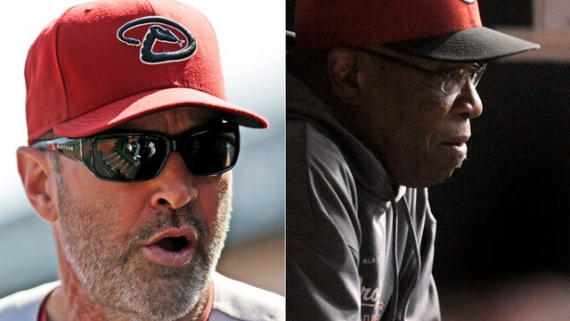Kirk Gibson And Dusty Baker Are Already Feuding Like Schoolgirls