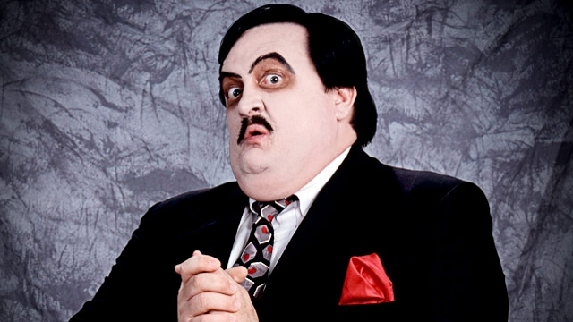 Paul Bearer...not John