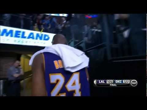 To Go With An Injury And A Loss, A Fan Stole Kobe Bryant's Towe…